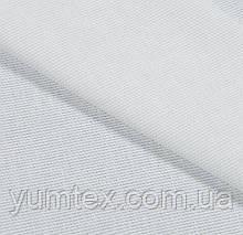 Ткань скатертная рогожка цвет белый 100 хлопок