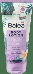 Balea Bodylotion Pacific Vibes Парфюмированный лосьон для тела c ароматом франжипани 200 мл