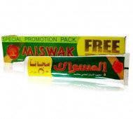 Зубная паста с мисваком Miswak 75г Dabur