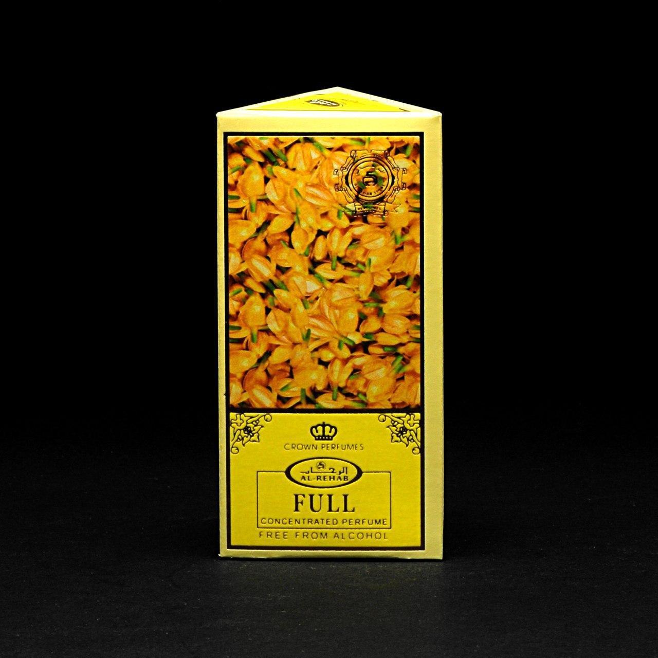 Масляні духи з ароматом жасмину FULL від Al Rehab (Фул від Аль-Рехаб) 6 мл