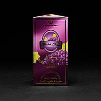 Арабские масляные духи с запахом винограда Grapes от Al-Rehab 6 мл