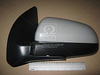 Зеркало левое Chevrolet Aveo T250 '06-12 (Tempest) электро с обогревом, грунт