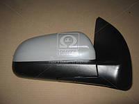 Зеркало правое Chevrolet Aveo T250 '06-12 (Tempest) электро с обогревом, грунт
