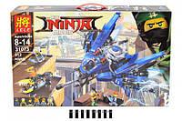 Конструктор Lele Ninja Самолет-молния Джея, 31073
