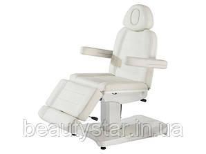 Косметологическое кресло Кушетка косметологическая электрическая (2 мотора) модель 3803 А