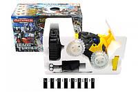 Радиоуправляемая машина перевертыш с эффектами Трансформеры Bumblebee Transformers 392В