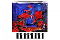 Квадроцикл SPIDERMAN (коробка) WC05-8 (шт.)