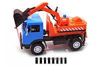 Автомобіль Х2 екскаватор 495 (О) (шт.)