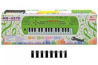 Піаніно з мікрофоном (коробка) HS3270A р.43,5*16,5*5,5 см (шт.)