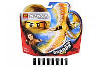 Конструктор Bela Ninjago запуск, Повелитель драконов, 10929-10933