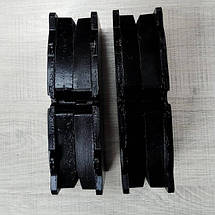 Колодка тормозная BAW-1044, BAW Fenix-1065 (БАВ), фото 3