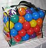 Набір кульок для басейнів 60 мм (сумка) М (шт.)