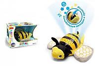 """Нічник """"Бджілка"""" м""""який, музично-світловий, в коробці ZYB-B2753-6 р.30*19,5*20см. (шт.)"""