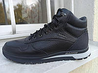 Зимняя кожаная мужская обувь, зимние ботинки Baffin