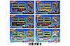 Набір машин Hot Wheel TRUCK +4 машинки і літак в коробці, 6 видів T-R115-4 (шт.)