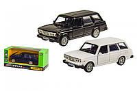 Машина металева 7505 АВТОПРОМ, 1:32-36 ВАЗ 2104 в коробці 18*8*8 см (шт.)