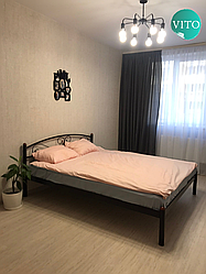 Металлическая кровать Вероника. ТМ Металл-Дизайн