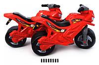 Мотоцикл 2-х колісний червоний (шт.)