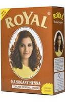 Рыжая хна для волос Хна махагон Royal