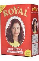 Хна Royal для волос индийская красная