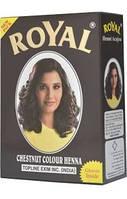 Каштановая черная хна индийская Royal