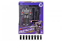 Трансформер (трансформується в пістолет, коробка) J004 р.18*7*23см. (шт.)