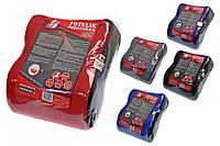 Бустер MILEX AJAX (голубий, пурпуровий, сірий,червоний, чорний)FR-A10004/5/2/3/1 (шт.)