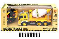 Бетономешалка на радиоуправлении Model Trucks WY1002D