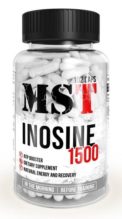 MST Inosine 1500 102 caps