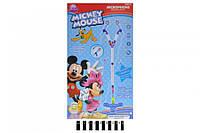 Мікрофон Mickey Mouse з муз. та світ. ефект.(коробка) DS-005-2K р.23*5,5*39см (шт.)