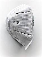 Маска респиратор KN95 FFP2 ДНЕПР 2-N ФФП2 без клапана выдоха