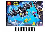 Конструктор Marvel Heroes Підводний бій Бетмена (коробка) 201дет. 11233 р.29*20*6см. (шт.)