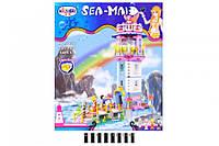 Конструктор Sea-Mai, Замок принцессы, 1116