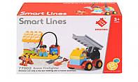 Конструктор Smoneo Smart Lines, Храбрый пожарный, 77002