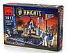 Конструктор Enlighten Knights, Рыцарская кузница, 1013