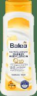 Balea Hautstraffende Energy Bodylotion Q10 mit Vitamin C Зміцнюючий лосьйон для тіла Q10 вітаміном З 400 мл