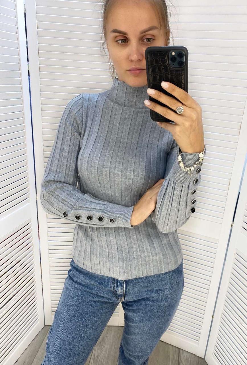Тонкий свитер