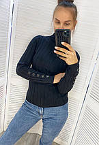 Тонкий свитер, фото 3