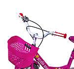 """Велосипед 18 """"Scale Sports"""" Розовый T18, Ручной и Дисковый Тормоз оптом, фото 2"""