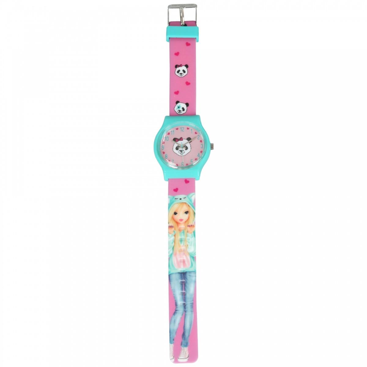 TOP Model - дівчачий наручний годинник - Панда (ТОП Модел модные наручные часы для девочек 1945_A)