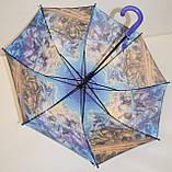 Детский зонт-трость Fiaba на 8 спиц для мальчиков и девочек, фото 2