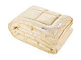 Одеяло ROSALIE Лебяжий пух Тик 140х205. Одеяло полуторное. Одеяла стеганые. Одеяла тик. Зимнее одеяло тик., фото 3