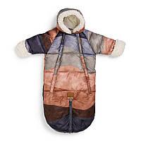 Elodie Details - Детский комбинезон Winter Sunset, 6-12 месяцев