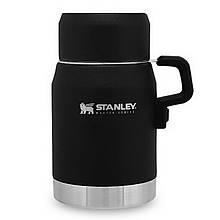 Термос для гарячої їжі Stanley Master Foundry (0.5 л), чорний