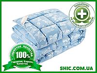 Одеяло ROSALIE Лебяжий пух Тик 140х205. Одеяло полуторное. Одеяла стеганые. Одеяла тик. Зимнее одеяло тик.