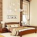 Ліжко дерев'яне Венеція Люкс (бук), фото 3