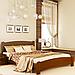 Ліжко дерев'яне Венеція Люкс (бук), фото 7