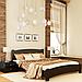 Ліжко дерев'яне Венеція Люкс (бук), фото 5