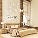 Ліжко дерев'яне Венеція Люкс (бук), фото 8
