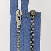 Металлические 5 разъемные молнии PRYM 30-80 см с автоматическим фиксатором, разные цвета Голубой, 550